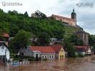Povodně - Mělnicko (Prosba o pomoc) (Melnik)