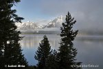 Grand Teton, Jezero Jackson (Wyoming, USA)