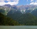 Jezero Ritsa (Abchazia)