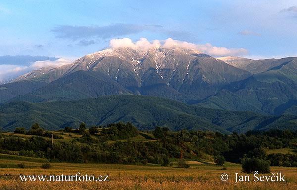 Pohoří fagaraš (ro)