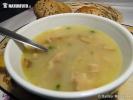 Polévka z májovek